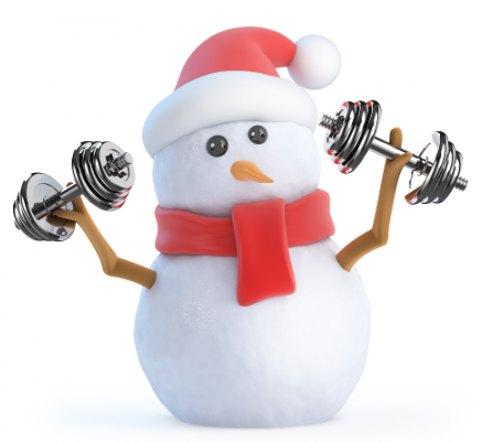 Top 5 Tips To Help You Stay Festive Fit